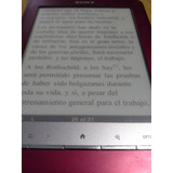 E Reader Sony Prs-600 No Kobo Kindle