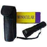 Monocular Tasco 30 X 36 Práctico Compacto De Mano Portable