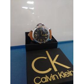 Relógio Masculino Barato Marca Famosa Em Aço E Couro