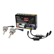 Kit Lampada Led Powerled H8 H16-2 6000k 9000lm Shocklight 3d