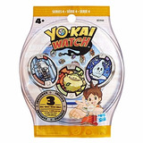 Medallas Yo-kai Watch - Temporada 1 - Series 4 Nuevas Hasbro