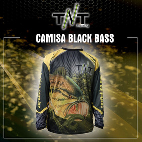 Camisa Black Bass | Tnt