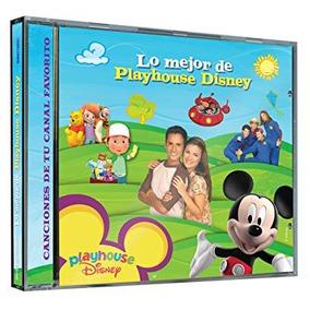 Lo Mejor De Playhouse Disney Varios Udt