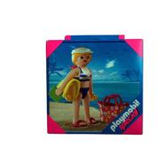 Playmobil 4695 Special Menina Na Praia Geobra
