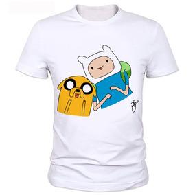 Remera Adventure Time Adventure Time Jake El Perro Impreso