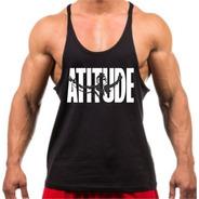 Regata Cavada Arnold Atitude Academia Fitness Masculina