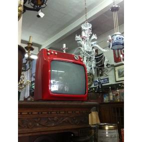 Televisor Antiguo Noblex Original,