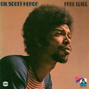 Lp Gil Scott-heron Free Will Importado