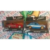 Mazda Rx7 Toreto + Scort Bryan Rápido Y Furioso Mt Lyly Toys