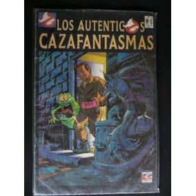 Los Autenticos Cazafantasmas Nº 5 / Año 1992