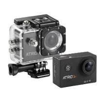 Camera De Ação Fullhd Atrio Tela 2 Wifi Multilaser Dc184