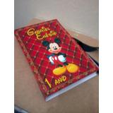 Convite Mickey - Modelo Convite Livro