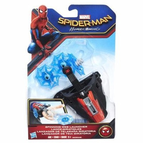 Lançador De Teia Giratória Marvel Homem Aranha