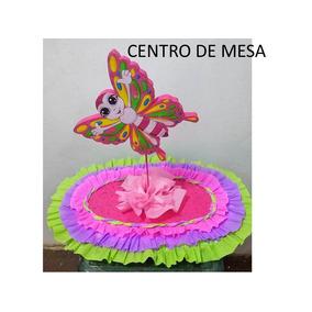 Combo 1 Piñata, 1 Chupetero, 1 Caja Regalos Y 6 Cotillones