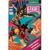 Batman La Espada De Azrael (grupo Editorial Vid)