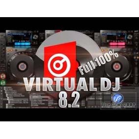 Virtual Dj 8.2 Pro Español Licencia Permanente Original