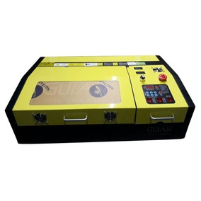 Cortadora Grabadora Laser 40w Cnc 45x45 110v Antiflama