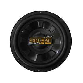 Subwoofer Spyder Low Bass 12 Polegadas Auto Falante 200w Rms