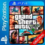 Gta 5 V Ps4 Digital Grand Theft Auto V Elegi Reputacion (cp)