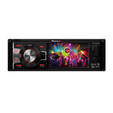 Pioneer Dvh-885avbt Single Din Bluetooth En El Tablero Dvd