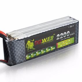 Bateria Lipo 3s 11.1v 2200mah 40c Compre 2 C/ Frete Grátis