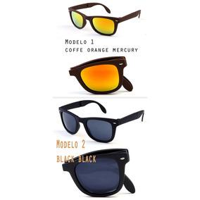 Gafas Lentes De Sol Plegables Unisex Envío Gratis