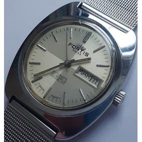 5624245ef1a Fortis Spacematic Automático Comemorativo Faustão - Relógios De ...