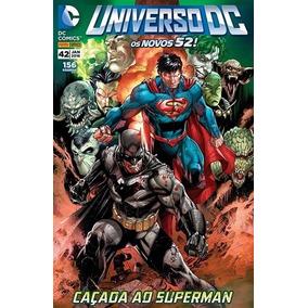 Universo Dc - Edição 42 - Caçada Ao Superman