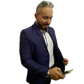 Terno Acetinado Brilhoso Slim Lançamento 2015 Frete Gratis
