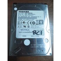 Hd Notebook 500gb Toshiba Mq01abd050 8mb 5400 Rpm Promoção