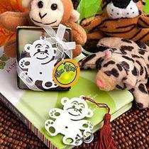Recuerdos Fiesta Detalle Animalitos Baby Separador Libros