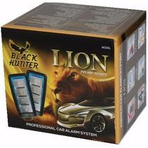 Alarma Black Hunter Lion 4to Canal Cortacorriente Sirena