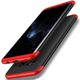 Forro Estuche Protector 2 Tonos Samsung S8 / S8 Plus
