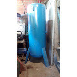 Tanque Compresor Pulmon Vertical Industrial Cabezal 600l