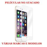 Pelicula Vidro Atacado Iphone 4s, 5s, 6s, 6s Plus, 7, 7 Plus