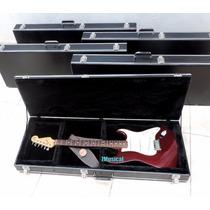 Case Para Guitarra Stratocaster Telecaster Sg Ibanez Prs...
