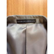 Traje Giorgio Armani Original Color Plata