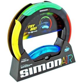 Simon Air Juego De Habilidad Con Sensor Hasbro Mundo Manias