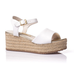17441f68b Sandalia Via Marte Feminino Sandalias - Sapatos Branco no Mercado ...