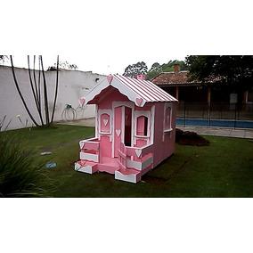 Casa De Crianças,madeira, Quinta,sitio,chacara ,boneca,festa