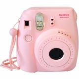 Fujifilm Instax Mini 8 Rosado Nuevo En Caja