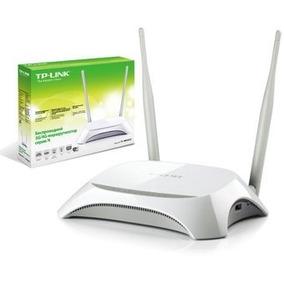 Router Tp-link Tl-mr3420 3g/4g