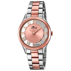 0d98821ca842 Reloj Lotus Mujer Relojes Pulsera - Relojes Pulsera en Mercado Libre ...