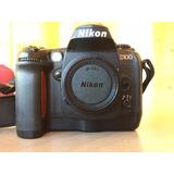 Camara Fotografica Profesional Nikon D 100 Solo Cuerpo P E