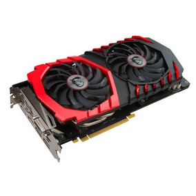 Placa De Video Gtx 1060 6gb Msi Gaming X ¡perfecta!