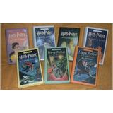 Harry Potter Coleccion Completa 100% Original Y Nueva Tapa D