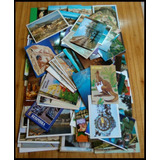 Filasur - Universales Lote De 145 Viejas Tarjetas Postales