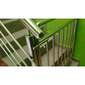 Guarda Corpo Corrimão Escadas Aço Inox Alto Padrao28267411