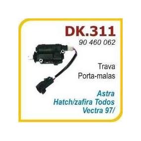Atuador Motor Porta Mala Astra Zafira Vectra 97/