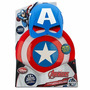 Capitan America Escudo Mascara Avengers Disney Store